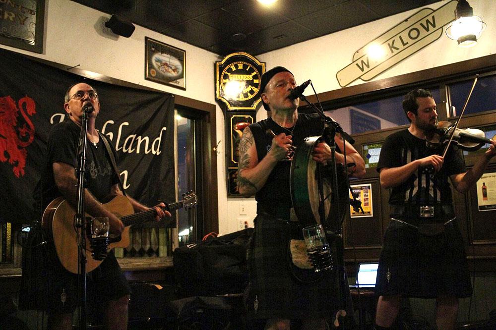 Highland Reign Band
